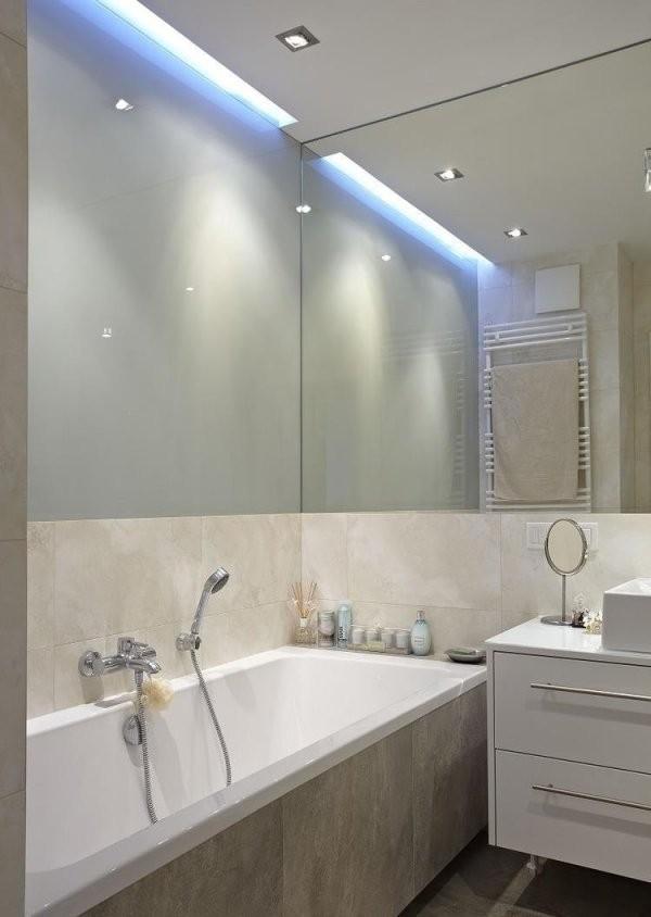 30 Wohnideen Für Badezimmer  Bad Ohne Fenster Einrichten von Kleines Bad Ohne Fenster Gestalten Bild
