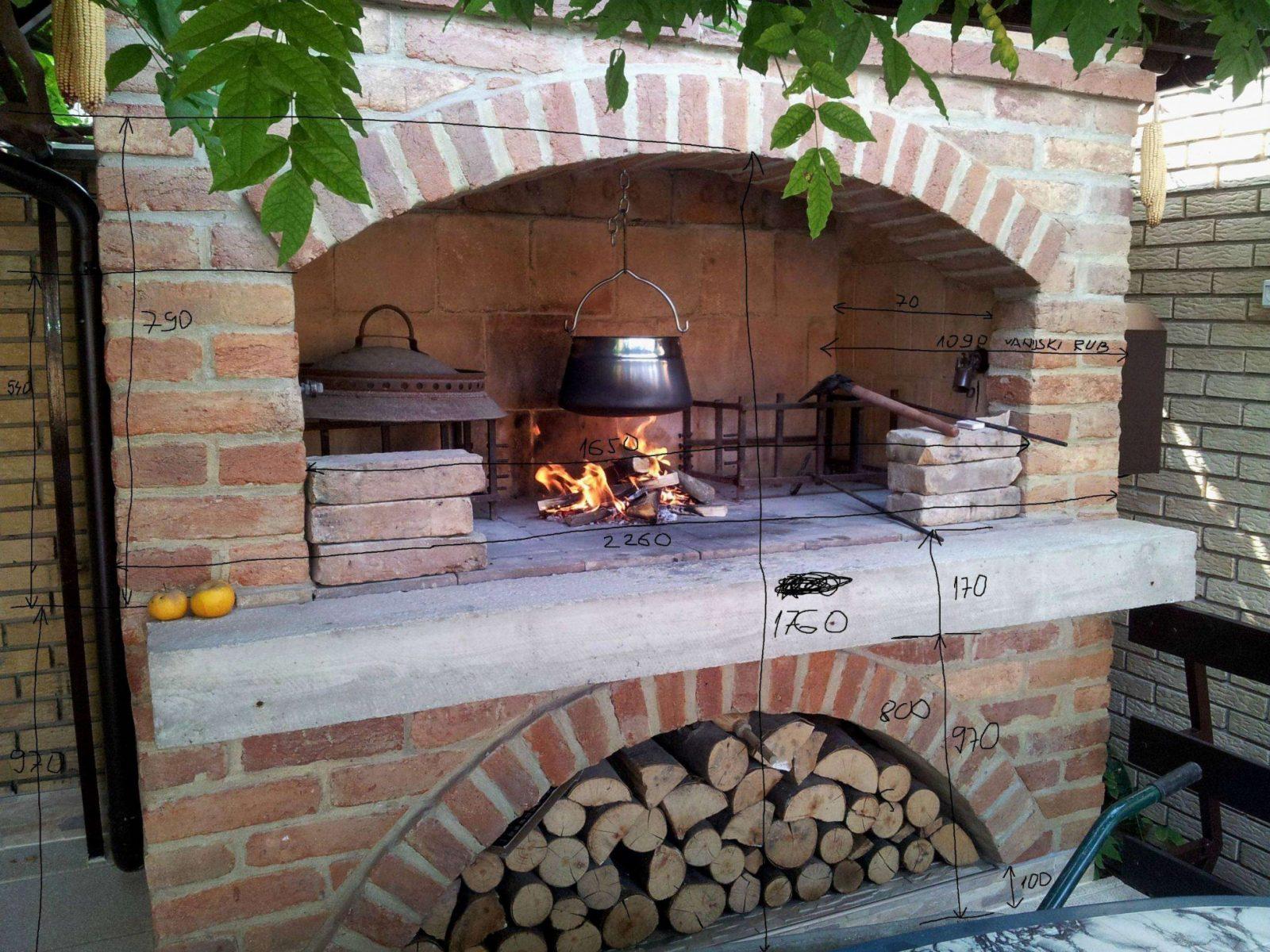 31 Elegant Pizzaofen Garten Selber Bauen von Gartenkamin Aus Stein Selber Bauen Bild
