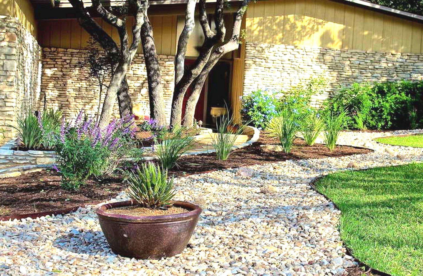 31 Luxus Garten Anlegen Mit Steinen von Blumenbeet Gestalten Mit Kies Photo