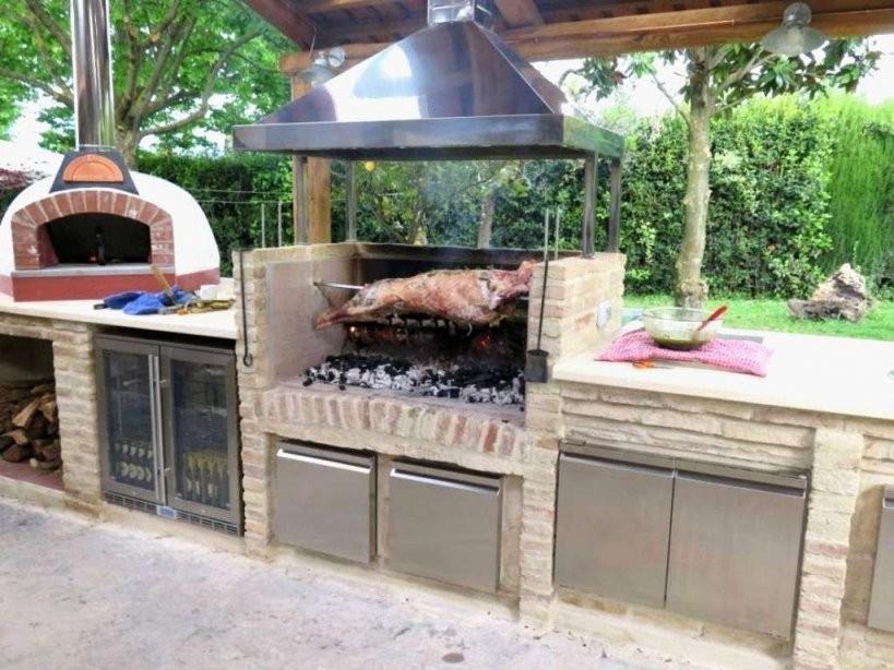 33 Luxus Pizzaofen Garten von Gartenkamin Grill Selber Bauen Bild
