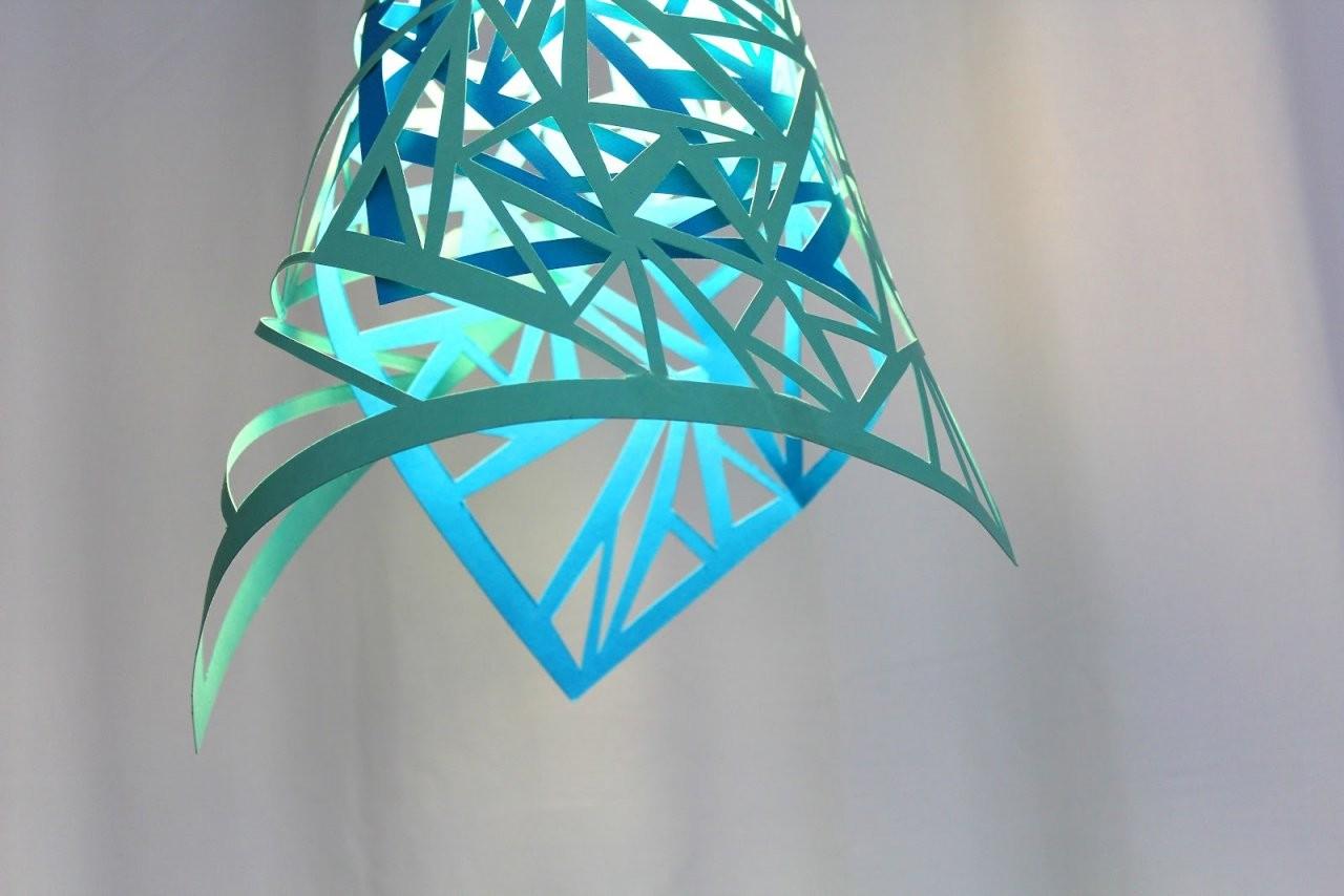 35 Bastelideen Für Diy Lampe  Freshouse von Do It Yourself Lampenschirm Photo