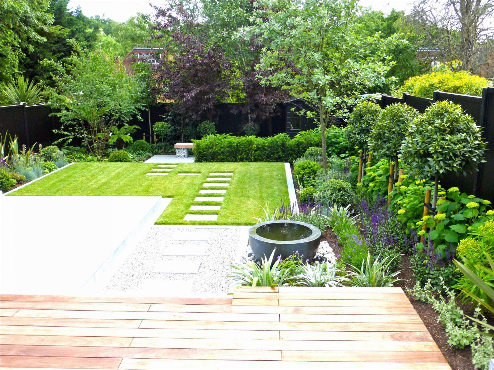 37 Frisch Kleinen Garten Gestalten Vorher Nachher Schema Von Ideen von Ideen Für Kleine Reihenhausgärten Bild