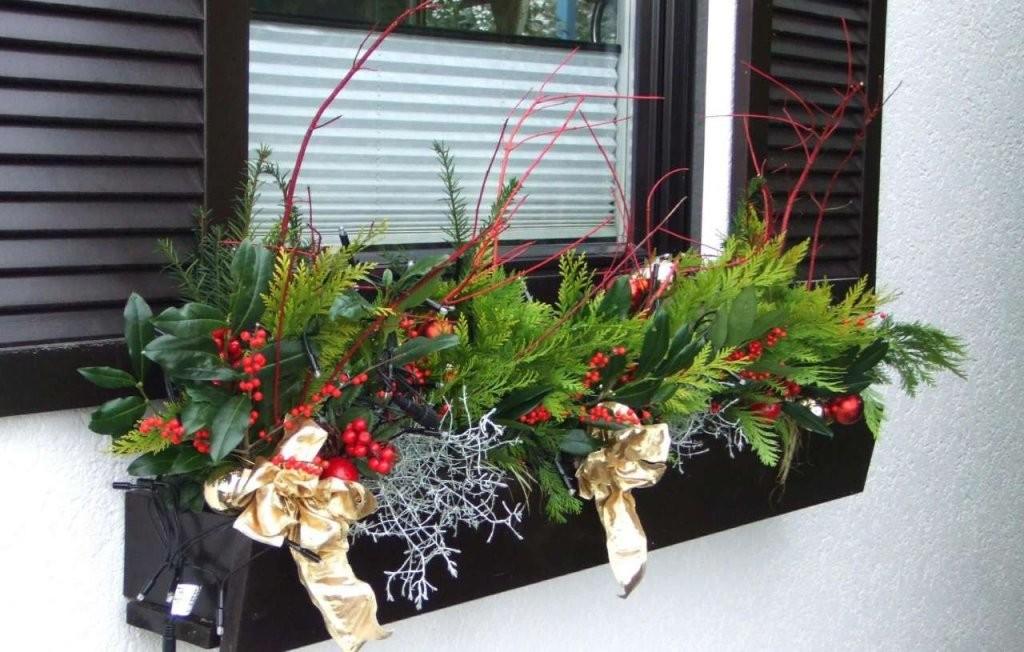 38 Reizend Garten Basteln von Weihnachtsdeko Für Draussen Selber Basteln Photo