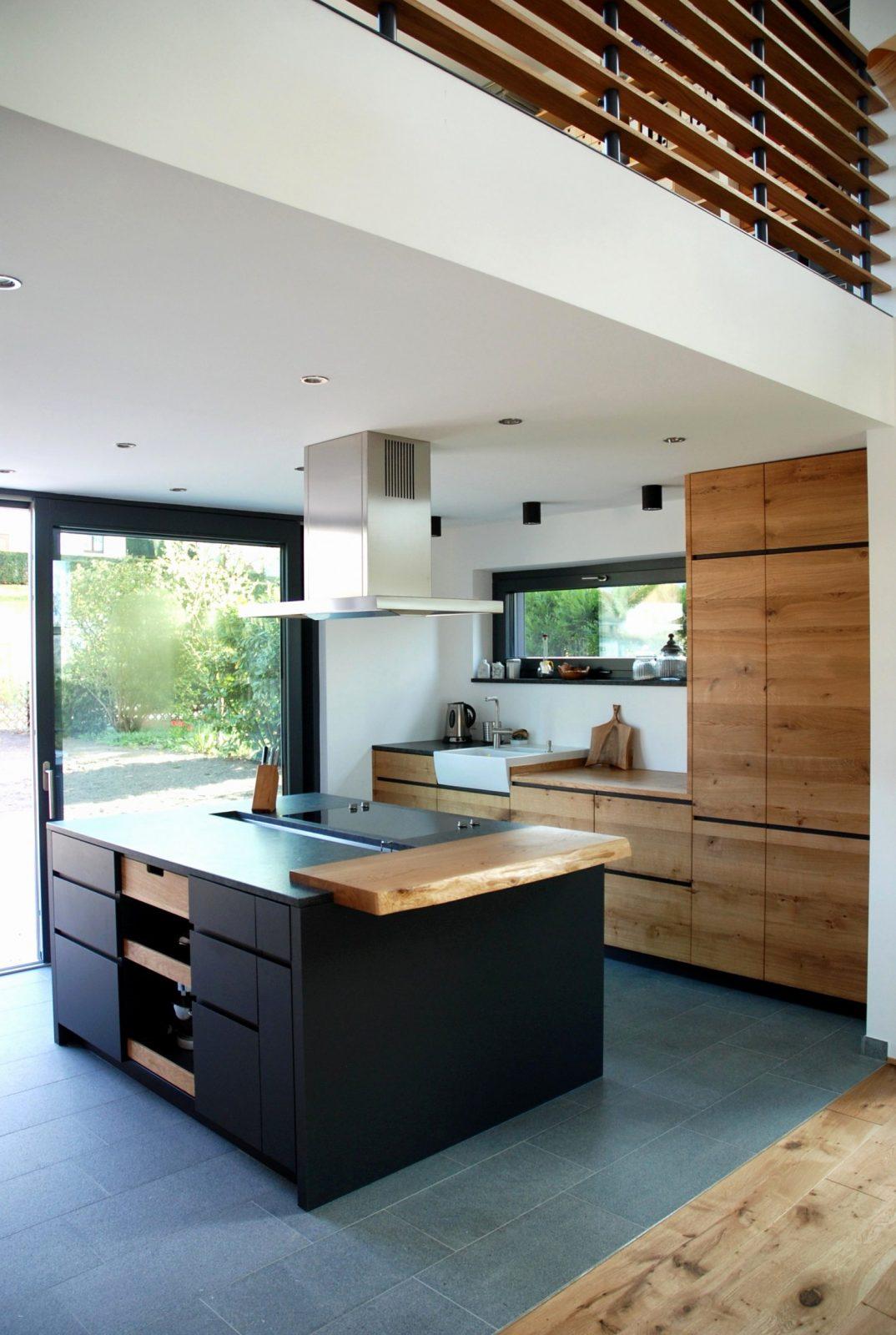 39 Elegant Bilder Von Holzküche Streichen Vorher Nachher  Haus von Küche Eiche Rustikal Streichen Photo