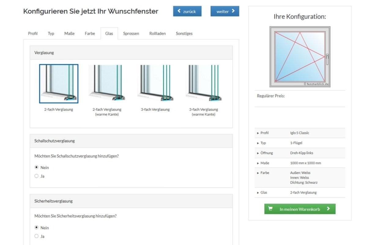 3Fach Verglasung  Preise + Infos  Fensterblick von 3 Fach Verglaste Fenster Nachteile Bild