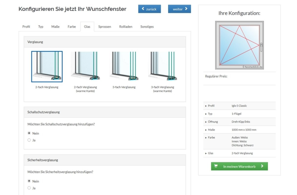3Fach Verglasung  Preise + Infos  Fensterblick von Fenster 3 Fach Verglasung Nachteile Bild
