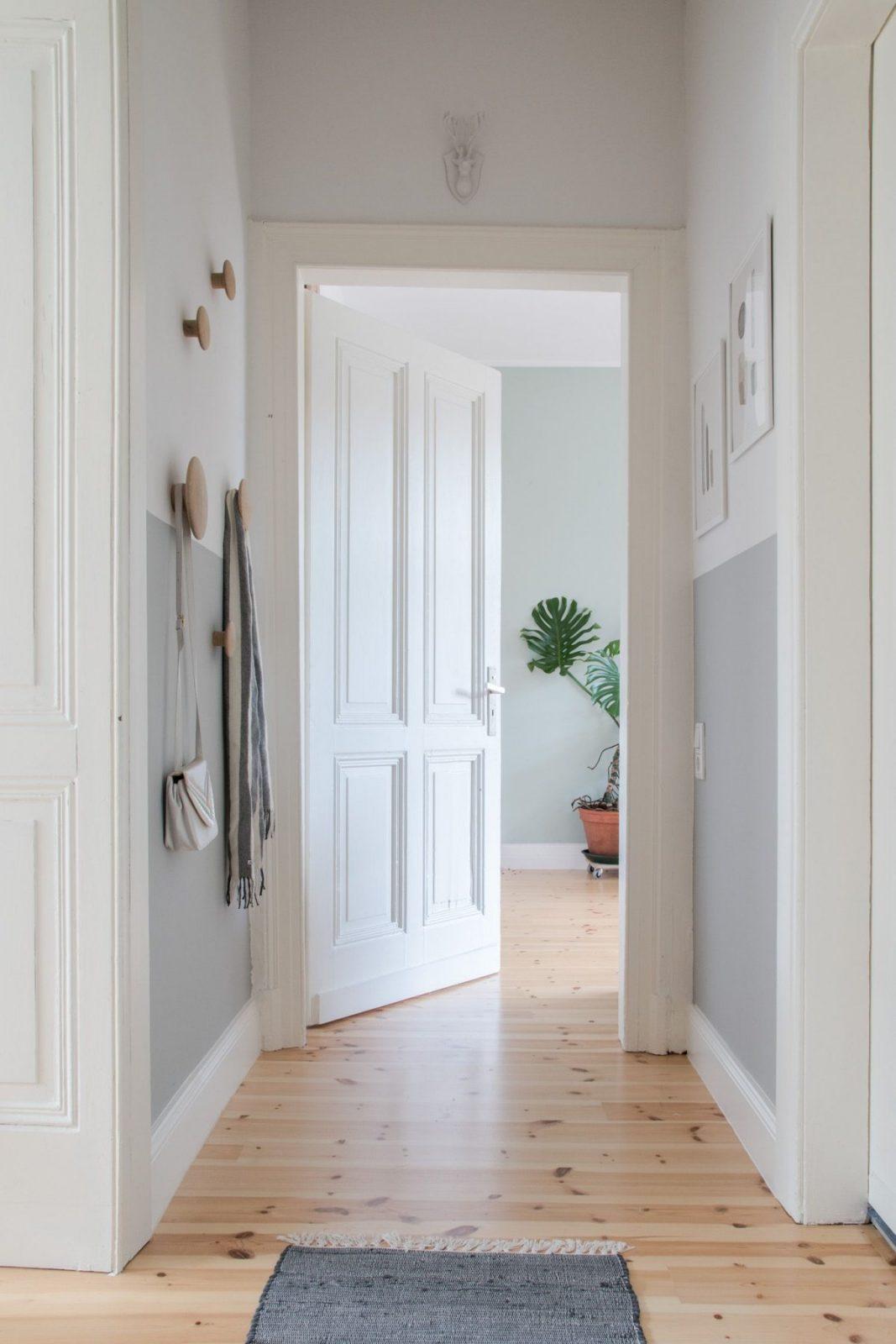4 Einrichtungstipps Für Einen Kleinen Flur  [ Zuhause ]  Kleine von Farbgestaltung Flur Mit Treppe Photo
