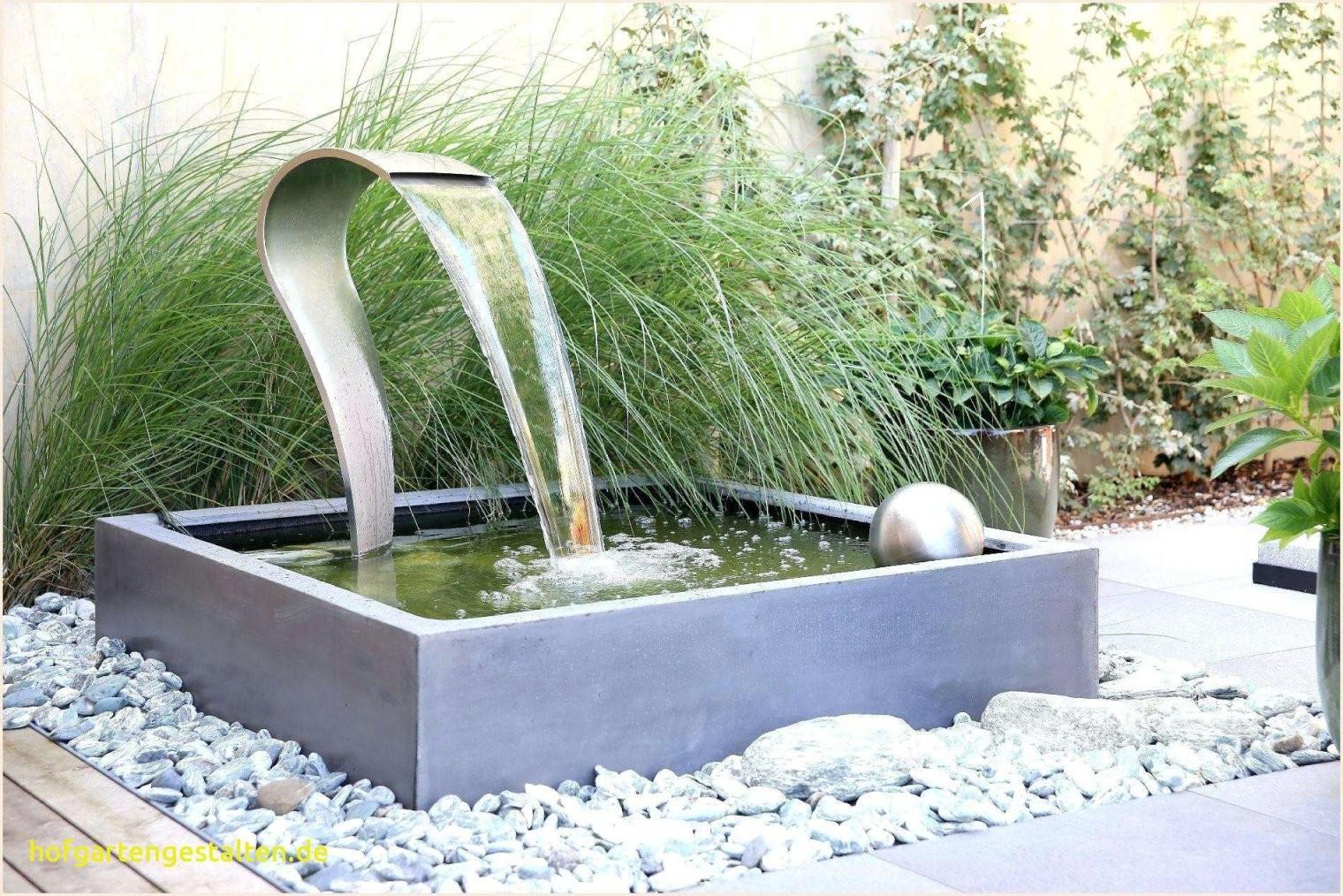 40 Inspirierend Wasserspiel Garten Selber Bauen Für Konzept von Wasserfall Garten Bauen Anleitung Photo