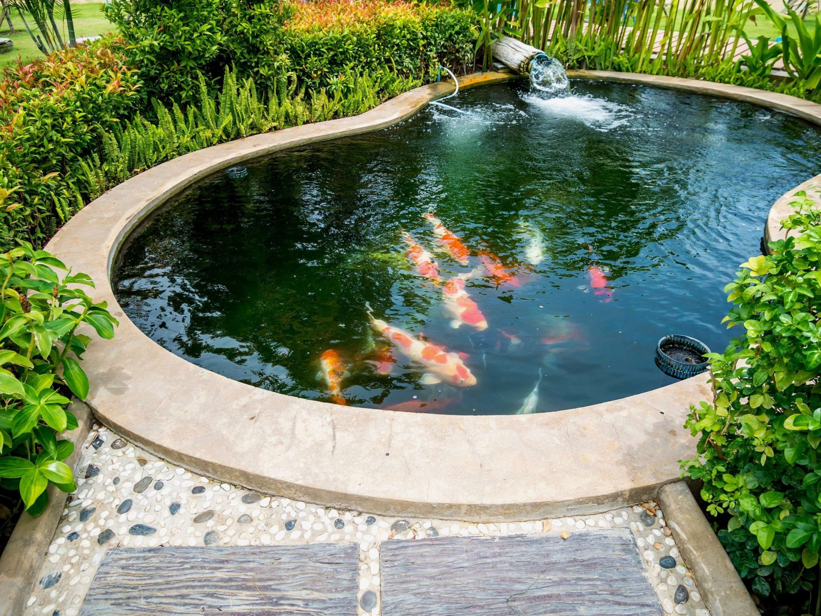 42 Elegant Wasserfall Teich Selber Bauen Galerie  Komplette Ideen von Wasserfall Gartenteich Selber Bauen Photo