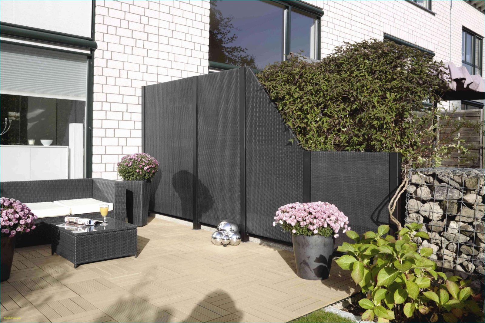 42 Schön Terrasse Pflanzen Sichtschutz Stock  Komplette Ideen von Pflanzen Als Sichtschutz Terrasse Bild