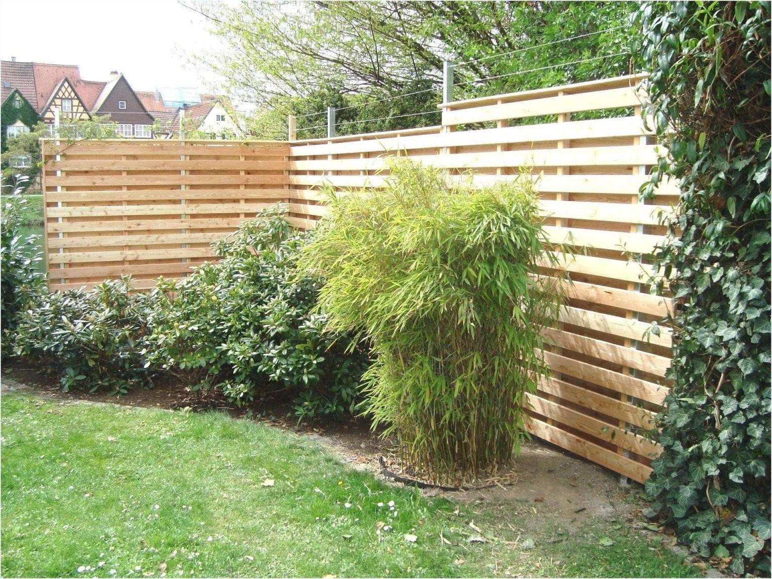 45 Schön Sichtschutz Garten Modern Bild  Vervollständigen Sie Die von Sichtschutz Aus Stein Selber Bauen Bild