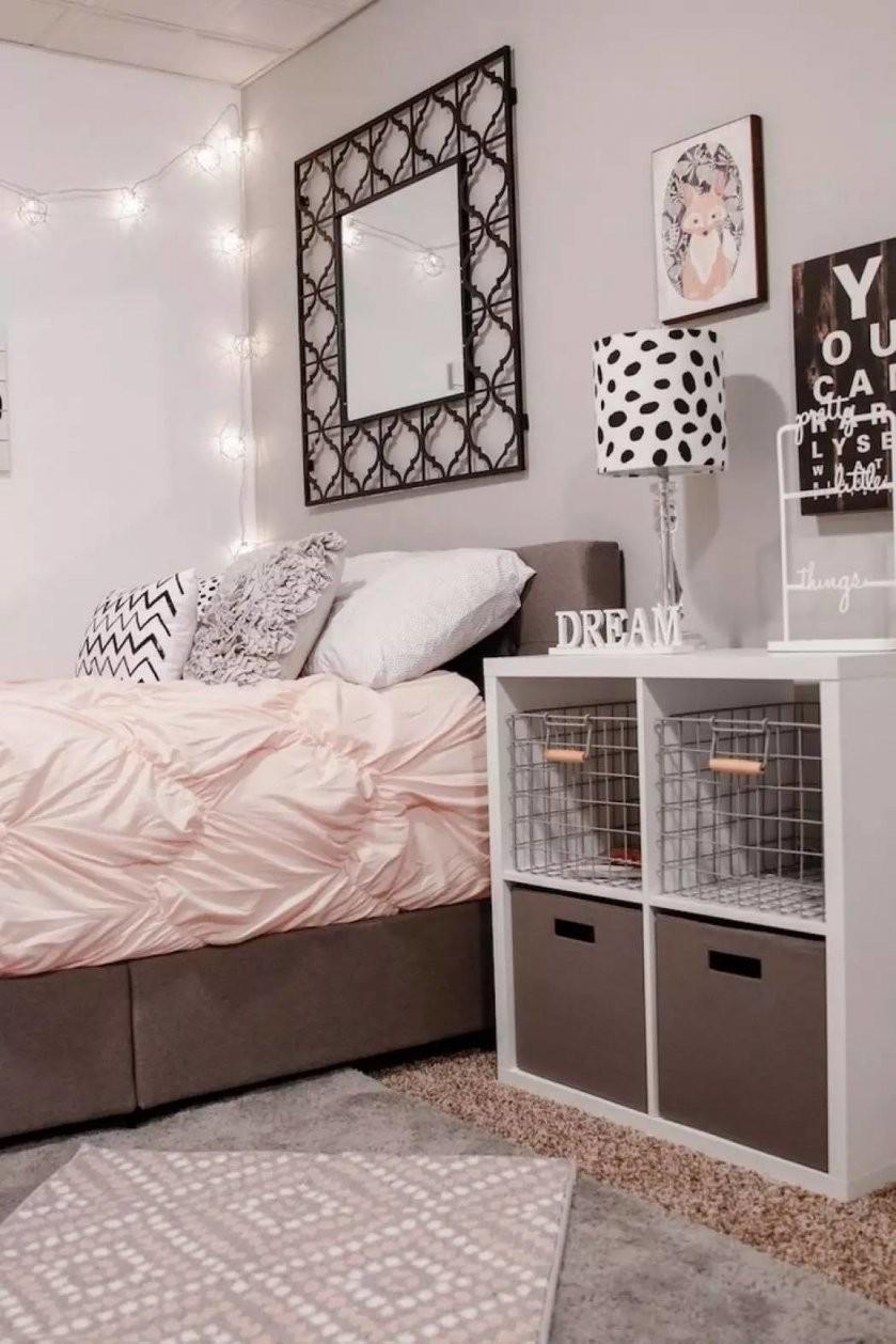 45 Tolle Ideen Für Moderne Zimmergestaltung Für Teenagermädchen von Jugendzimmer Gestalten Ideen Bilder Bild