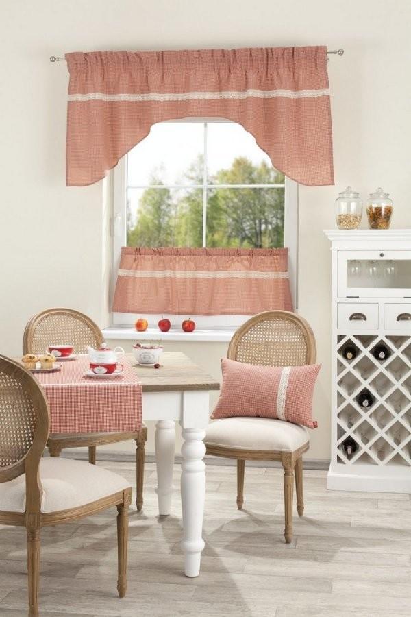 50 Fenstervorhänge Ideen Für Küche  Klassisch Und Modern von Gardinen Für Küchenfenster Ideen Bild