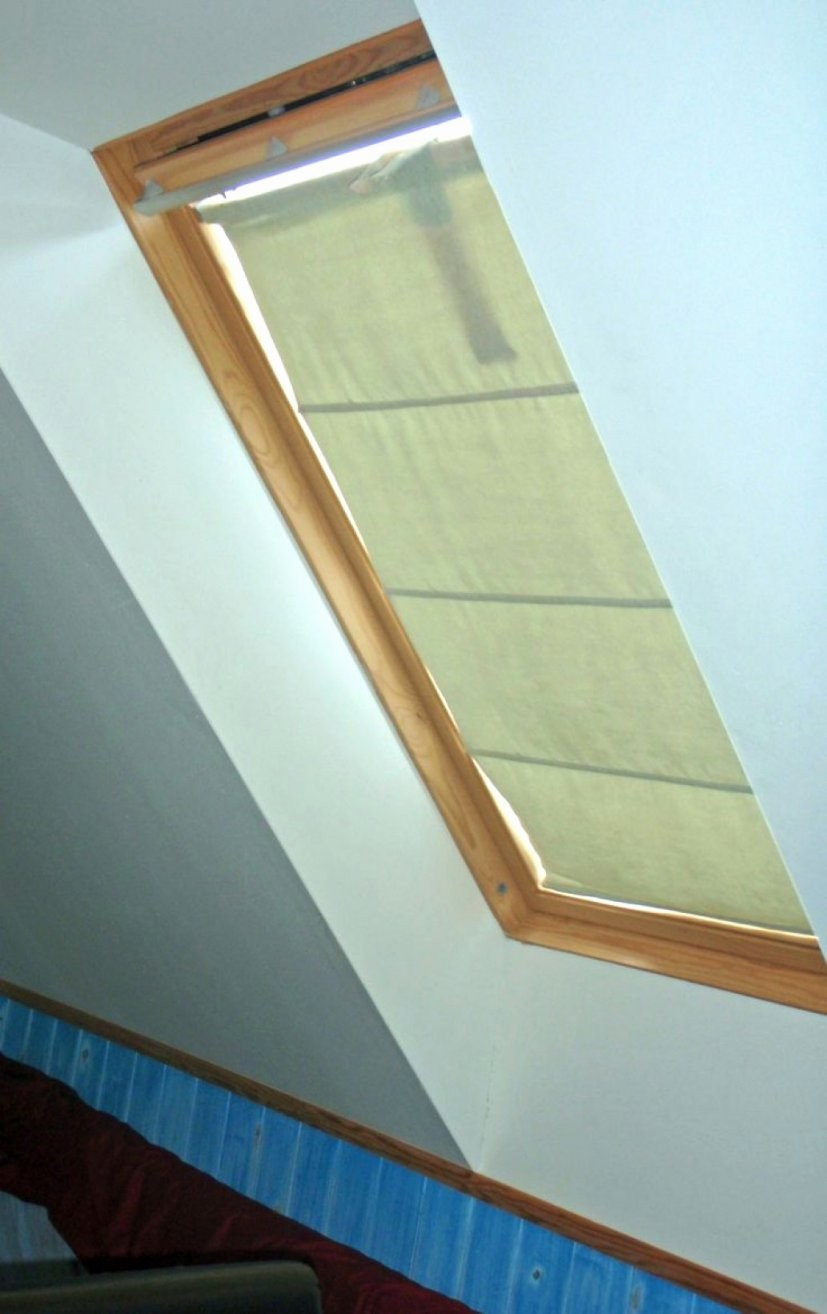 53 Elegant Galerie Von Jalousien Für Dreiecksfenster  Hauptideen von Rollos Für Dreiecksfenster Innen Photo