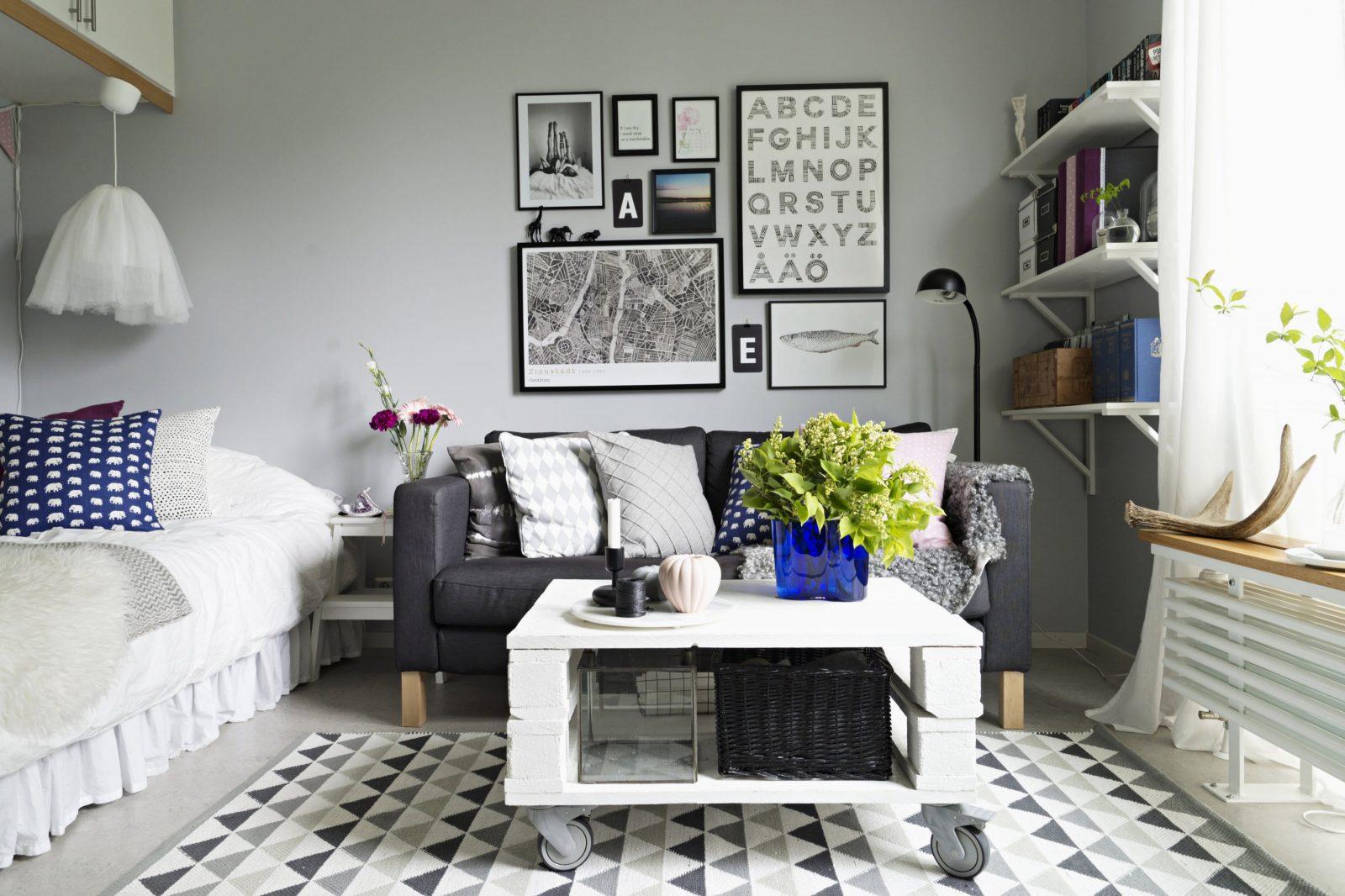 55 Tipps Für Kleine Räume – Westwing Magazin von Kleine Wohnung Einrichten Tipps Bild