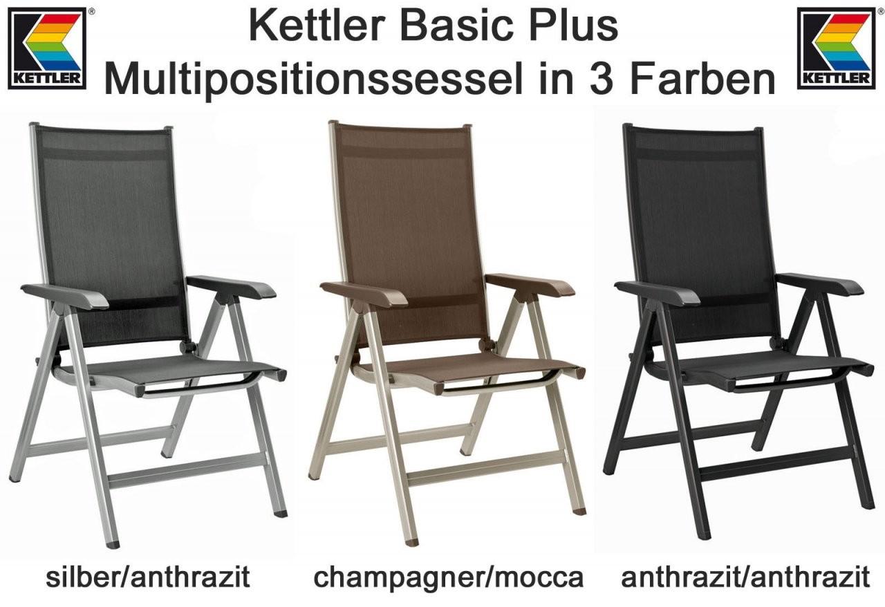 6 Kettler Basic Plus Klappsessel In Champagner Mocca Günstig For von Kettler Basic Plus Champagner Mocca Photo