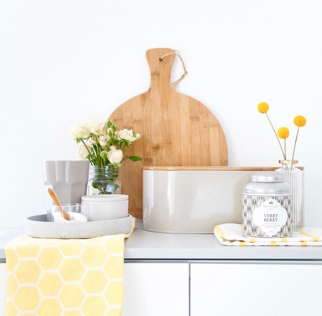 6 Tipps  Deko Ideen Für Die Küche Auf Heimkleid von Dekoration Für Die Küche Photo