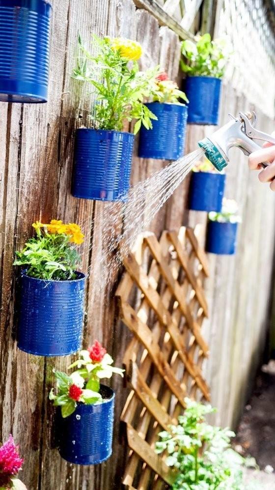 60 Atemberaubende Ideen Für Gartenzäune  Garten  Zaun  Garten von Atemberaubende Ideen Für Den Garten Bild