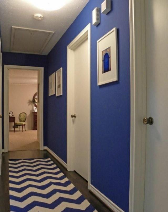 62 Ideen Für Farbgestaltung Im Flur Und Eingangsbereich von Farbgestaltung Flur Mit Treppe Photo