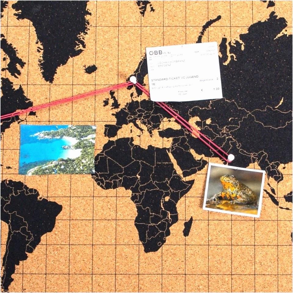 64 Foto Bilder Von Pinnwand Selber Machen Leinwand  Grundrisse Idee von Weltkarte Pinnwand Selber Machen Photo