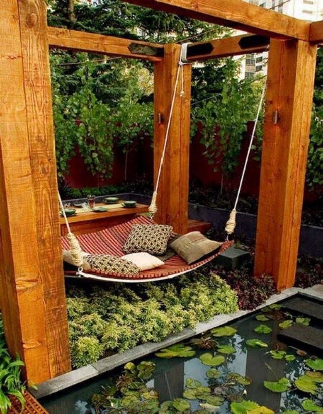 7+ Ideen Für Den Garten Kreativ  Garten  Terrassengartendesign von Kreative Gartengestaltung Selber Machen Bild
