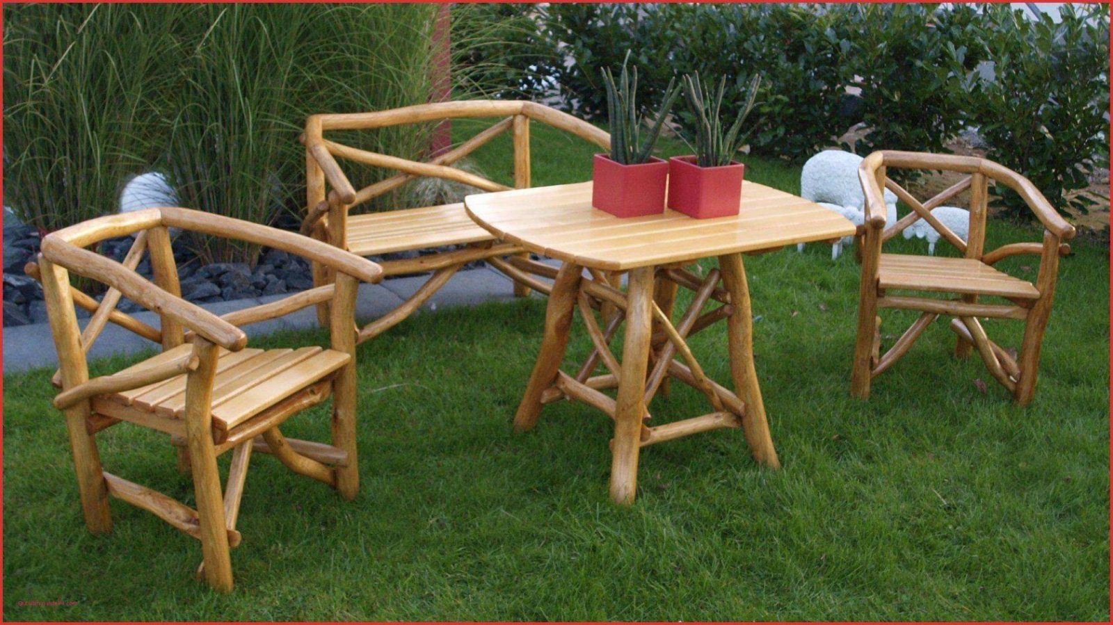 75 Rustikale Holz Gartenmöbel Aus Polen  Evercreative von Rustikale Holz Gartenmöbel Aus Polen Bild