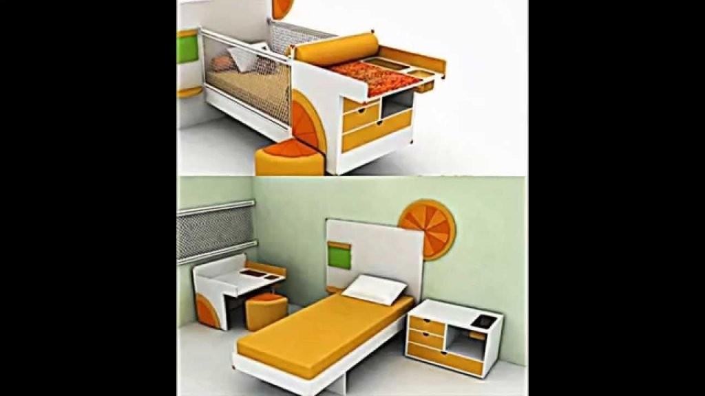 8 Praktische Ideen Für Möbel Für Kleine Räume Youtube Platzsparendes von Platzsparendes Bett Selber Bauen Bild