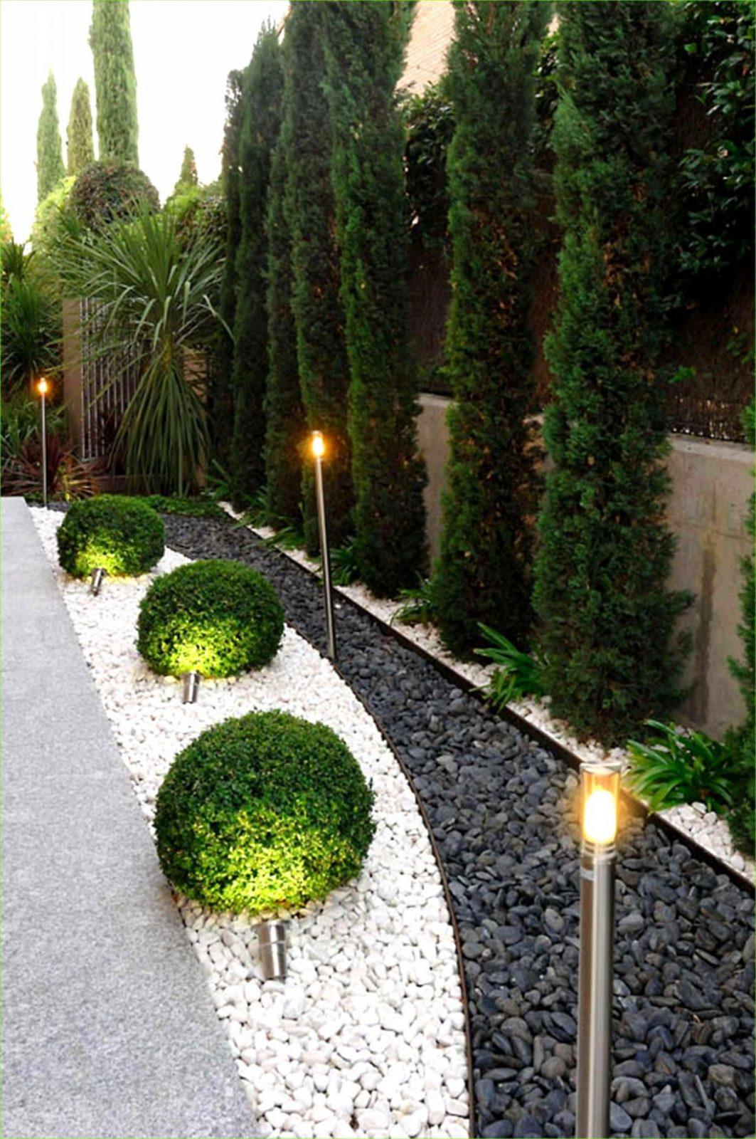 80 Images Gartengestaltung Kies Ideas von Garten Mit Steinen Gestalten Photo