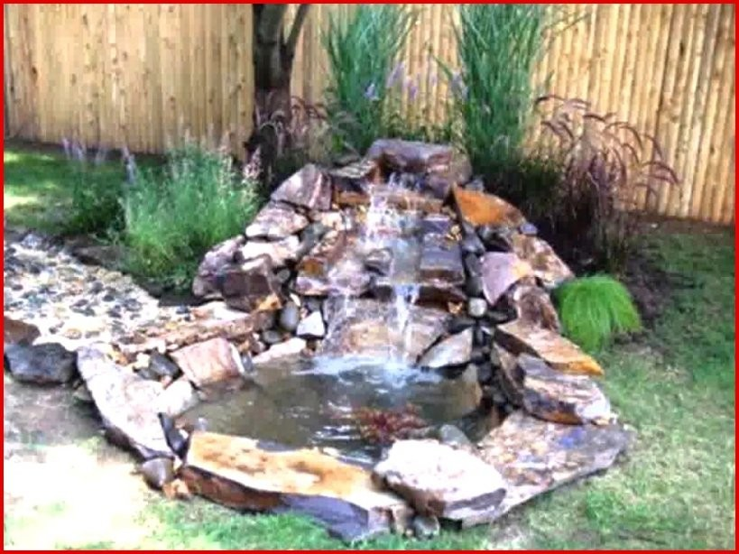 80 Images Mini Wasserfall Selber Bauen Ideas von Teich Mit Wasserfall Selber Bauen Bild