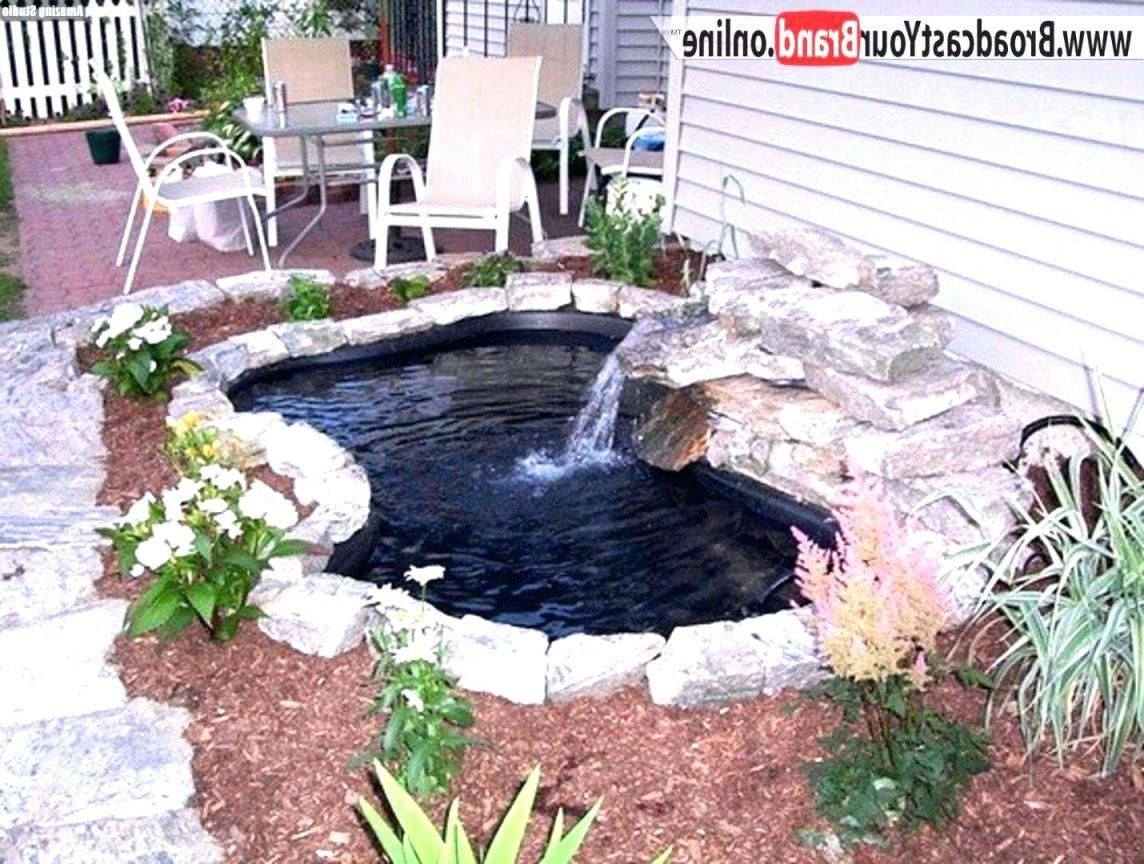 80 Images Mini Wasserfall Selber Bauen Ideas von Teich Mit Wasserfall Selber Bauen Photo