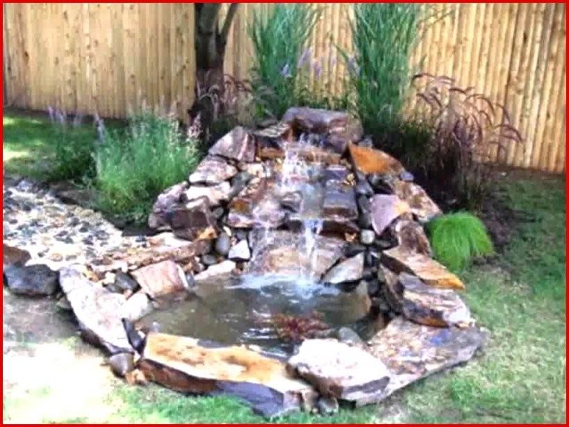80 Images Mini Wasserfall Selber Bauen Ideas von Wasserfall Garten Bauen Anleitung Bild