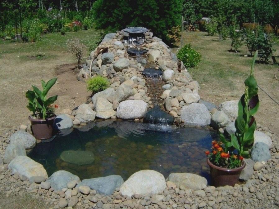 80 Images Wasserfall Selber Bauen Ideas von Wasserfall Gartenteich Selber Bauen Bild