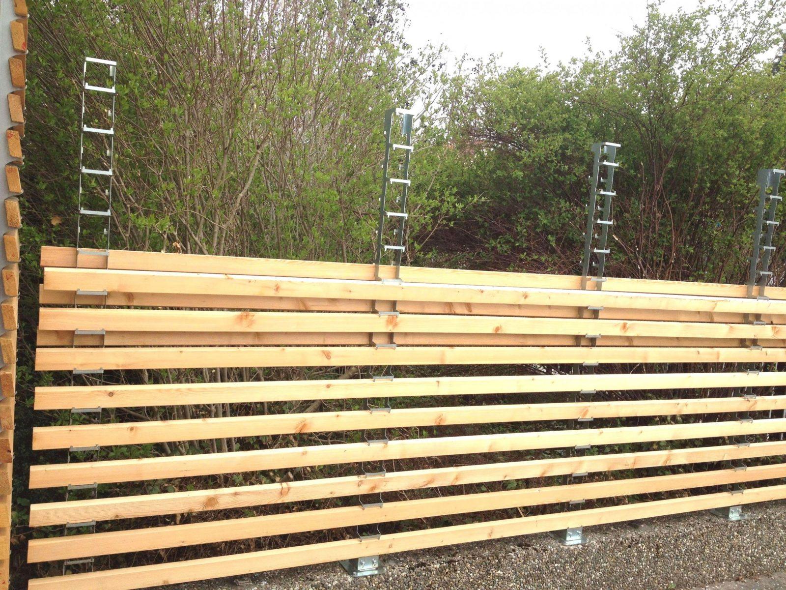 80 Images Zaun Bauen Holz Ideas von Gartenzaun Selber Bauen Metall Photo