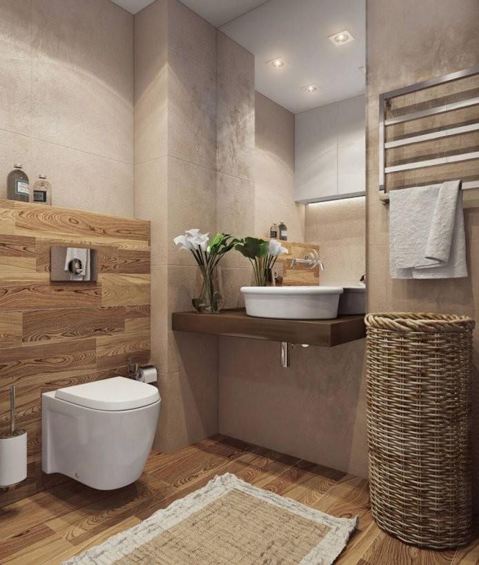 9 Kleine Badezimmer Die Du Sehen Solltest Bevor Du Deins von Kleine Bäder Die Besten Lösungen Bis 10 Qm Bild