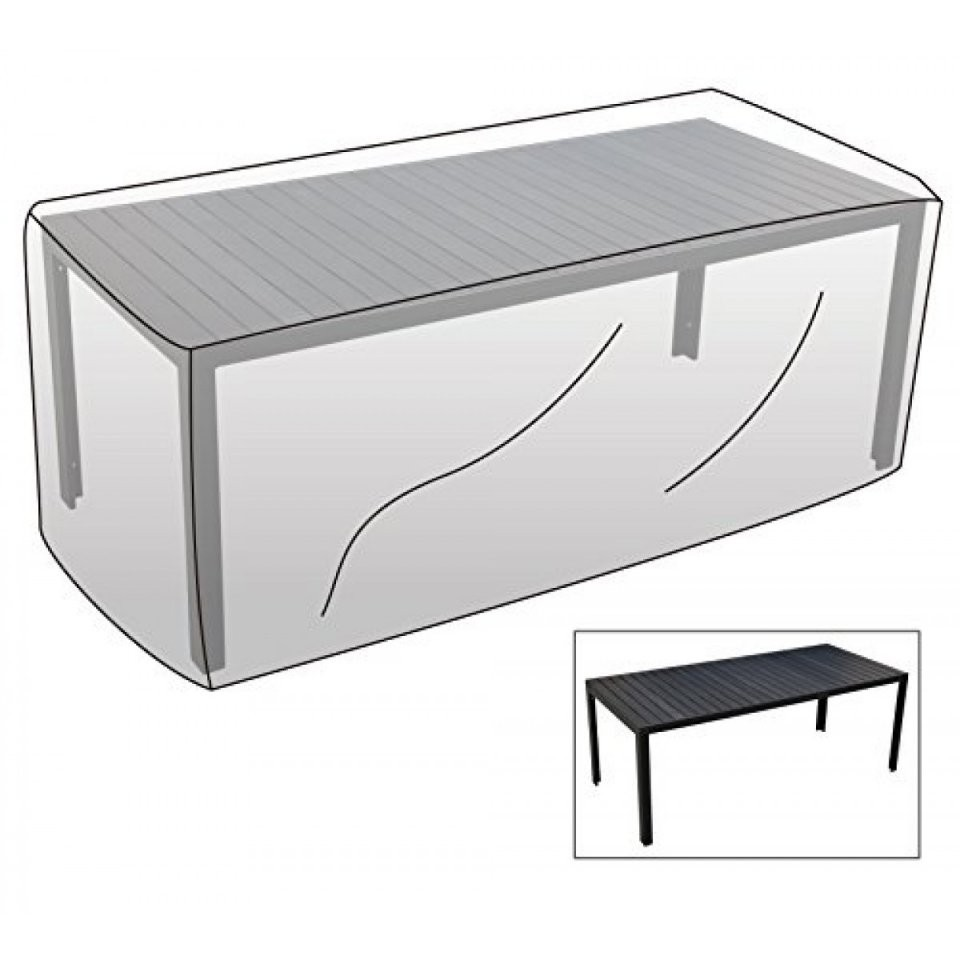 Abdeckplane Gartentisch Latest Schutzhlle Tisch Cm With Abdeckplane von Gartentisch Abdeckung Nach Maß Photo