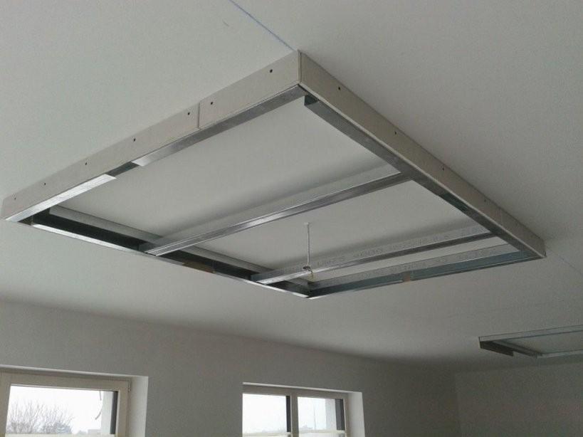 Abgehängte Decke Küche  Googlesuche  Beleuchtung  Abgehängte von Indirekte Deckenbeleuchtung Selber Bauen Bild