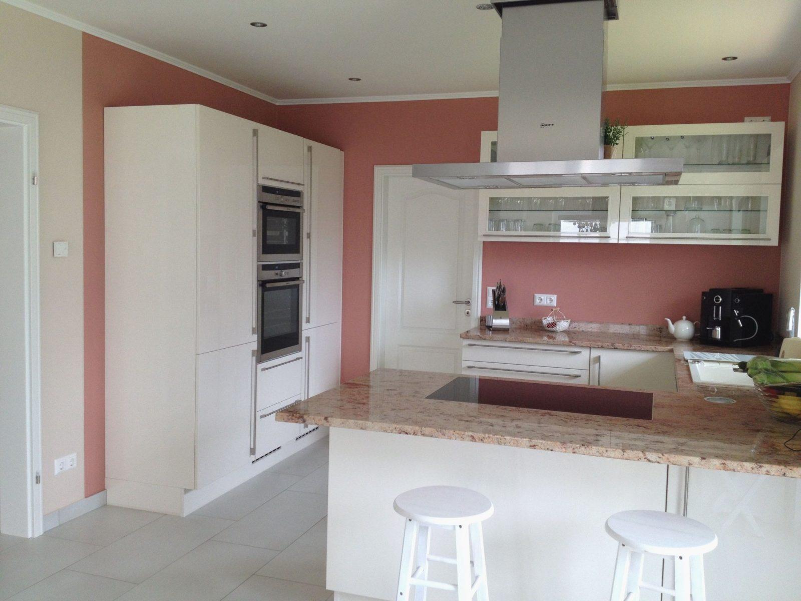 Abwaschbare Wandfarbe Küche Neu Abwaschbare Farbe Statt Fliesen von Abwaschbare Farbe Für Küche Bild