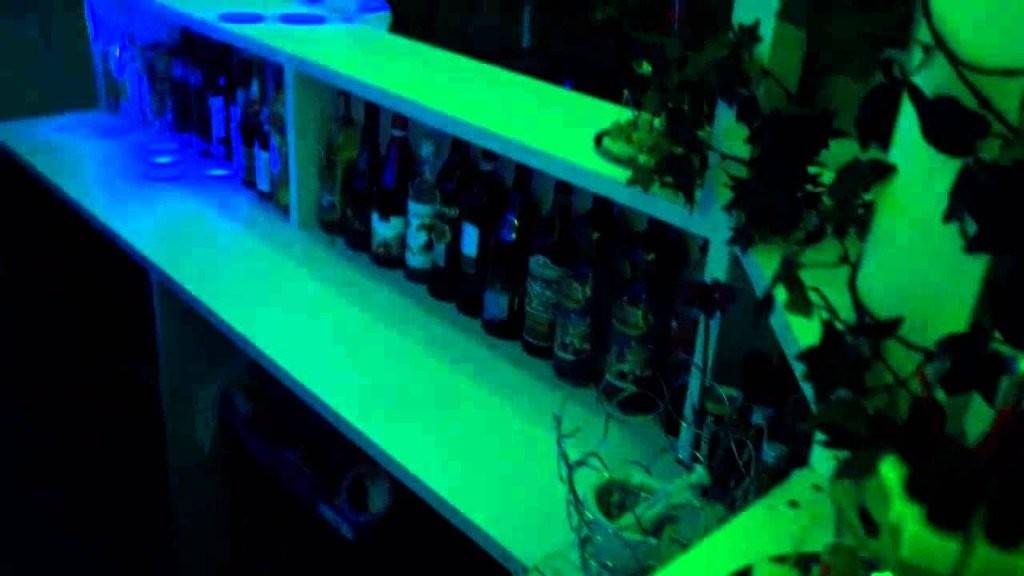Akl Bar Theke Eigenbau  Youtube von Theke Selber Bauen Ytong Photo
