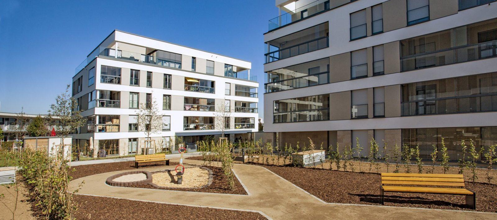 Aktuelle Projekte Der Lechner Group Im Überblick  Lechner Group von Wohnung Kaufen Frankfurt Von Privat Photo