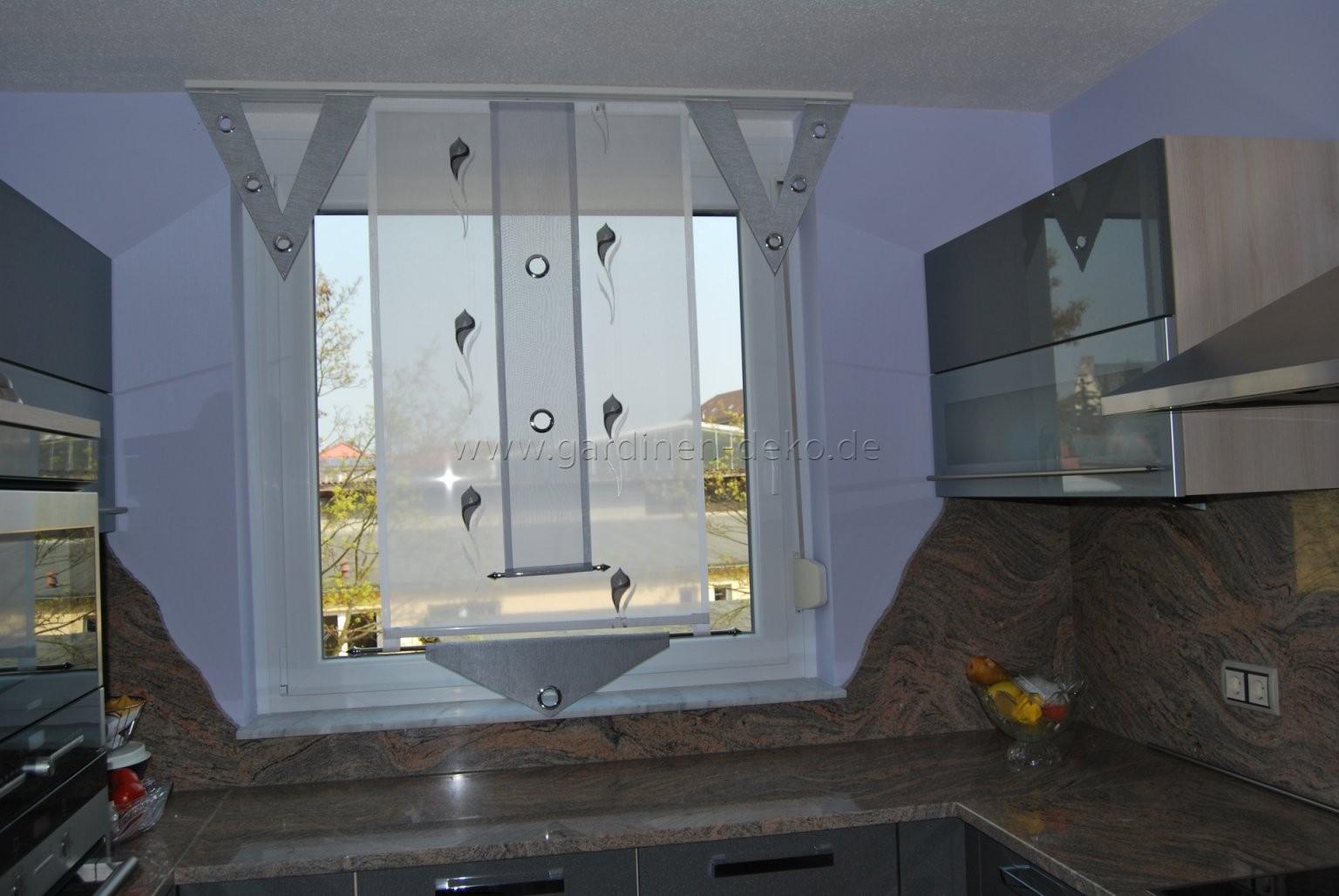 Aktuelles  Gardinen Vorhänge Deko Artikel von Moderne Gardinen Für Die Küche Bild
