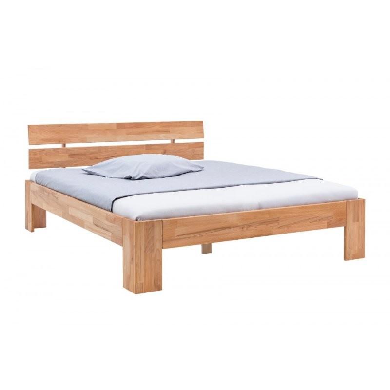 Alice2 Doppelbett 160X220 Überlänge Kernbuche Massiv Kaufen  Möbel von Bett 160 X 220 Photo
