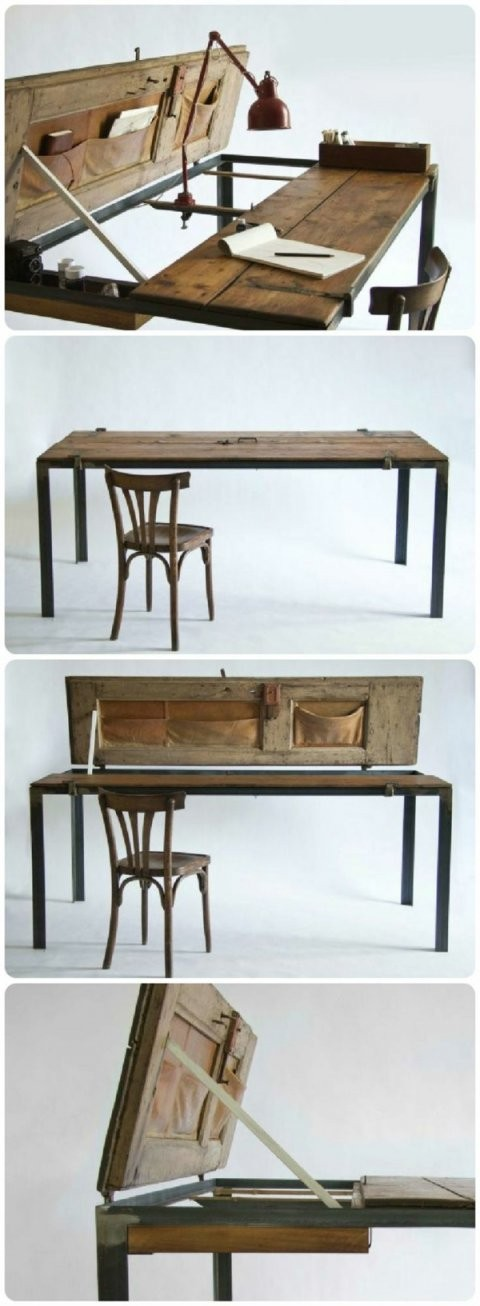 Alte Möbel Neu Gestalten Und Auf Eine Tolle Art Und Weise Aufpeppen von Alten Tisch Neu Gestalten Bild