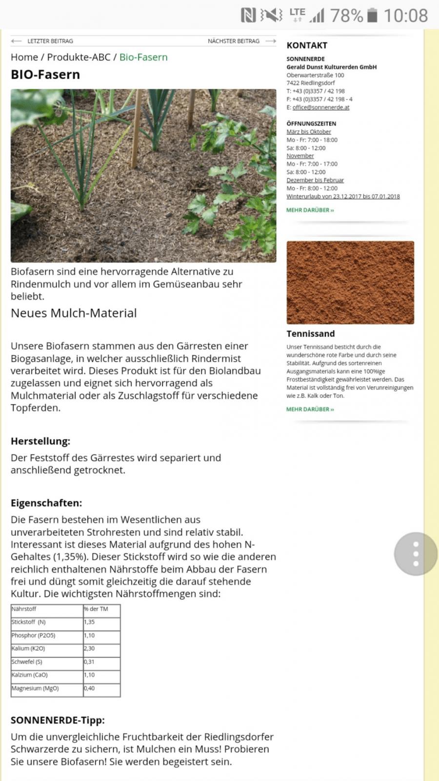 Alternative Zu Rindenmulch  Gartenforum Auf Energiesparhausat von Günstige Alternative Zu Rindenmulch Bild