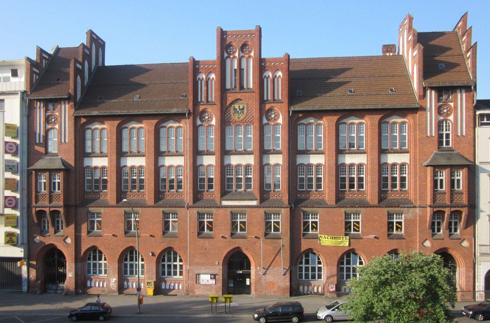 Altes Postamt Sw 61 (Berlinkreuzberg) – Wikipedia von Poco Domäne Berlin Neukölln Bild