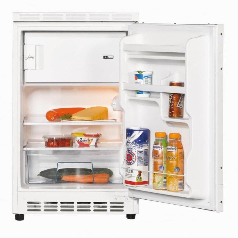 Amica  Unterbaukühlschrank Mit 4*gefrierfach  Real von Real Kühlschrank Mit Gefrierfach Bild