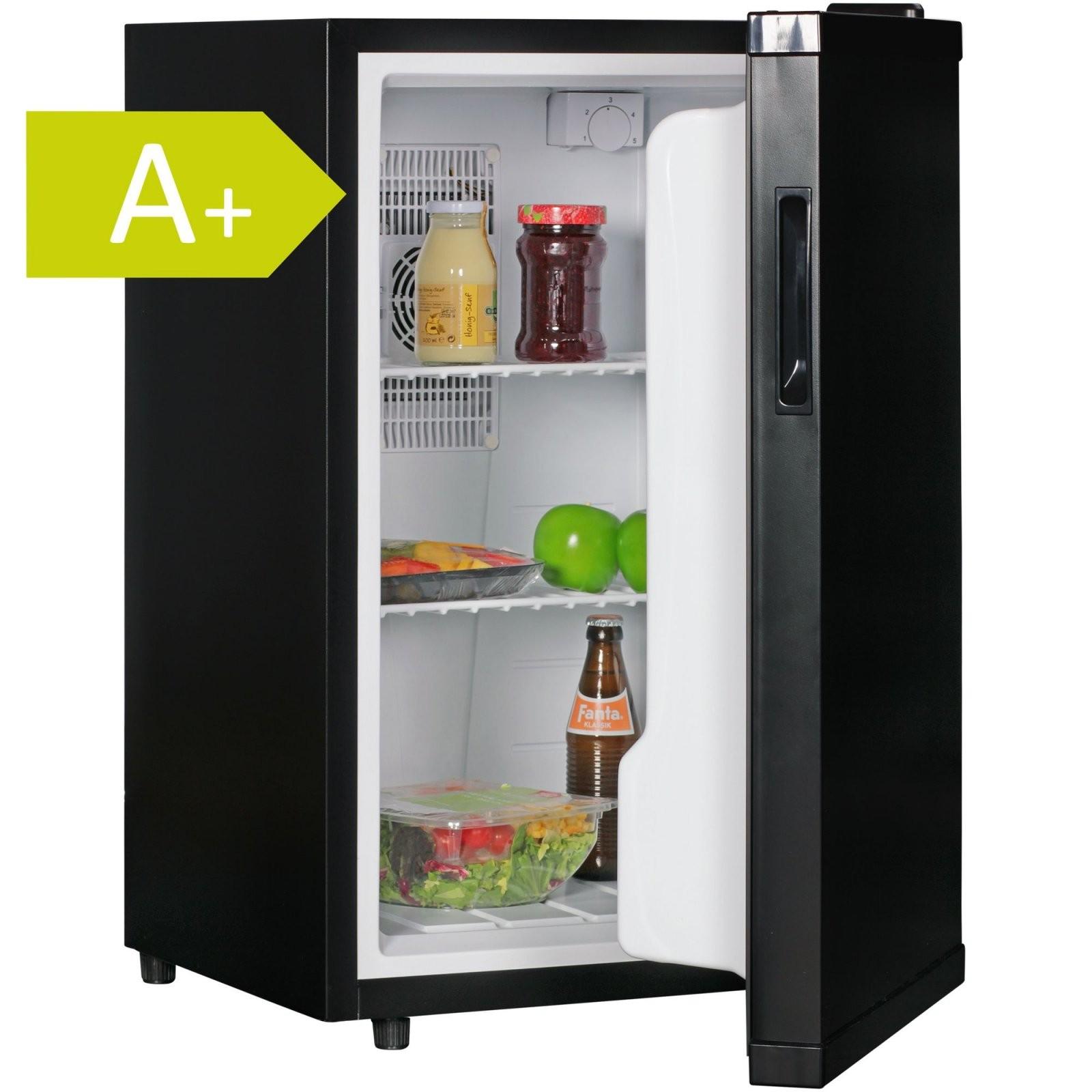 Amstyle Mini Kühlschrank 65 Liter Kleiner Kühlschrank Schwarz von Kühlschrank Ohne Gefrierfach Freistehend Bild