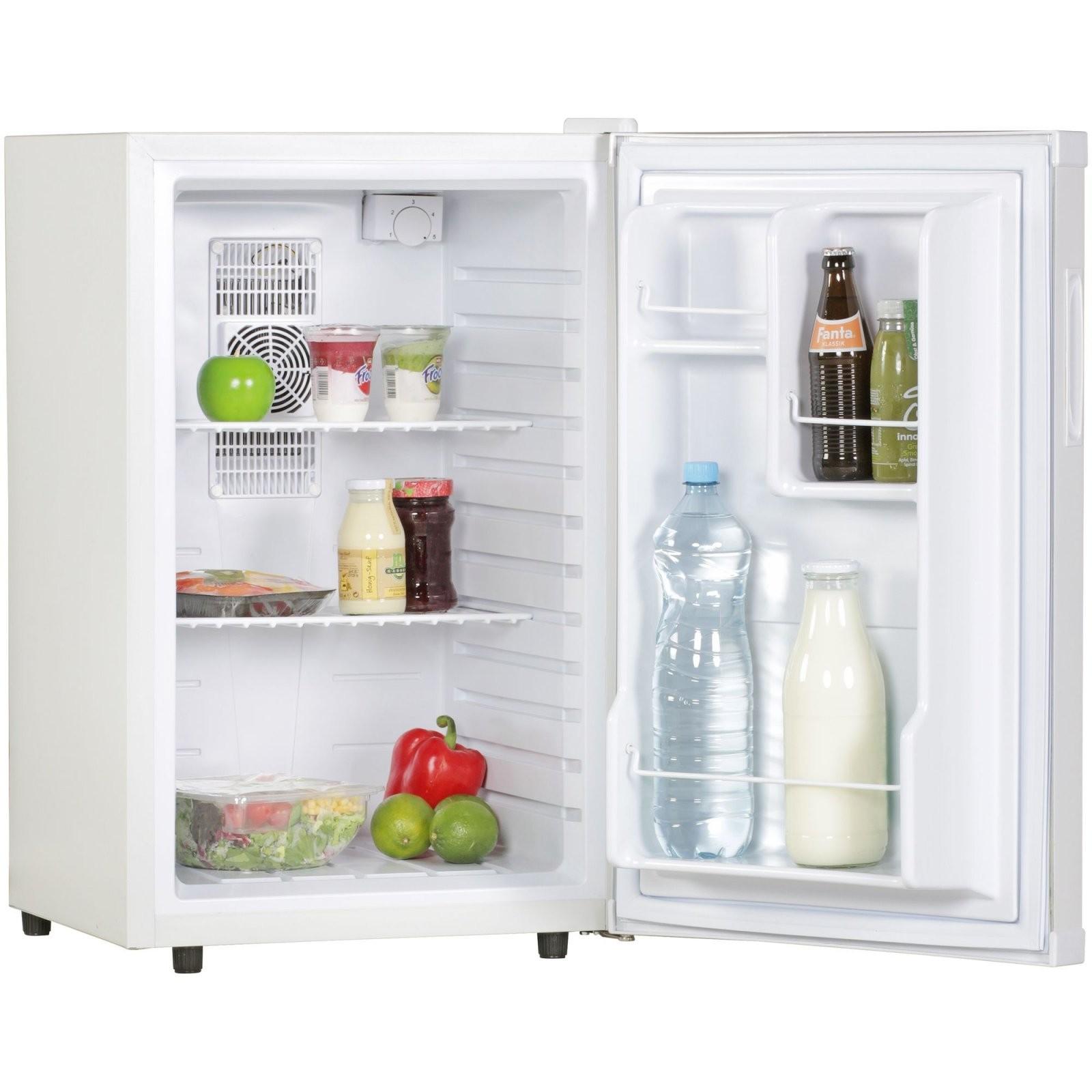 Amstyle Mini Kühlschrank 65 Liter Kleiner Kühlschrank Weiß 46X74X52 von Kühlschrank Ohne Gefrierfach Freistehend Bild