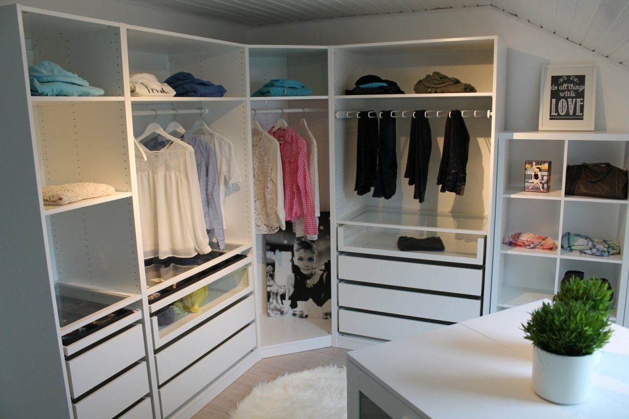 Ankleidezimmer Schrank Ikea Pax Kleiderschrank Kombinationen von Begehbarer Kleiderschrank Ikea Pax Bild