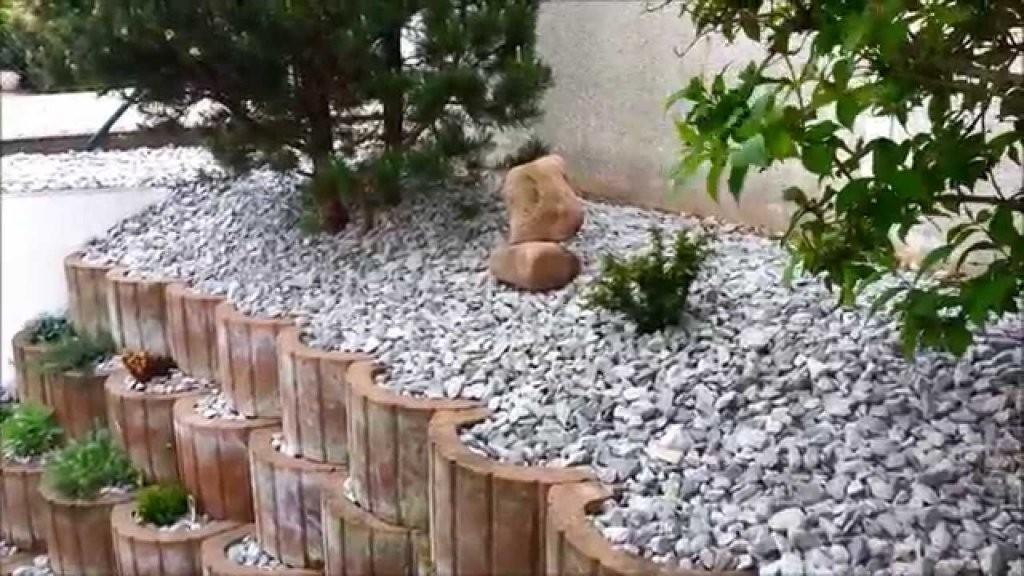 Anlegen Eines Steingarten Teil2  Youtube von Steingarten Anlegen Anleitung Bilder Photo