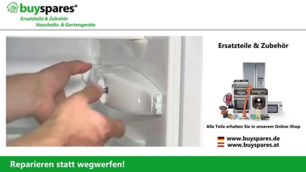 Anleitung So Wechselt Man Ein Defektes Kühlschrank Thermostat  Youtube von Liebherr Kühlschrank Ersatzteile Schubladen Photo